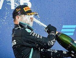 """Valtteri Bottas, contundente: """"Cuando estoy a mi mejor nivel, puedo ser mejor que Hamilton"""""""