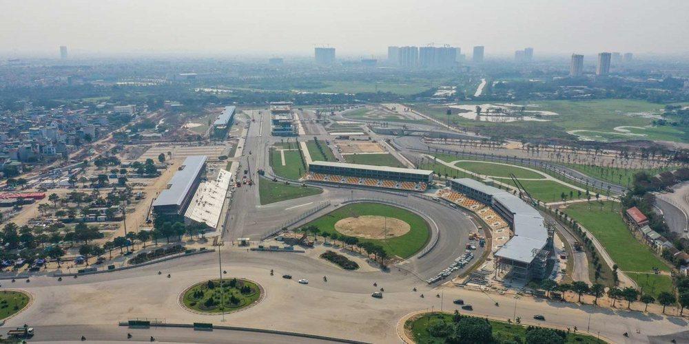 La organización del GP Vietnam anuncian lo que ya se sabía, no tendrán carrera en 2020