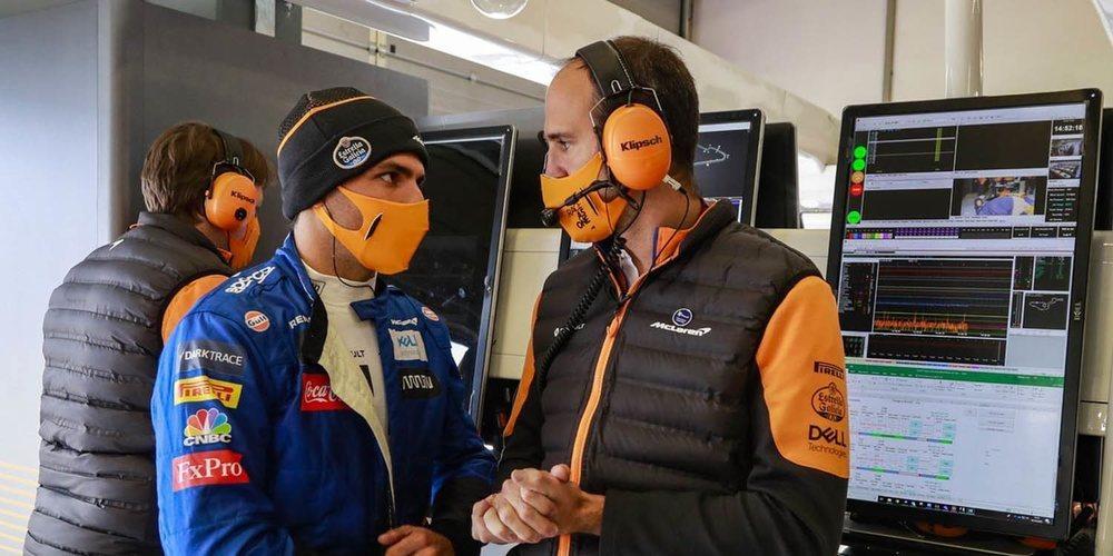 """Carlos Sainz, grava y césped: """"Es lo que necesitamos para que los circuitos vuelvan a ser espectaculares"""""""