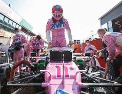"""Sergio Pérez, tras su marcha de Racing Point: """"Quiero terminar mi trayectoria con ellos por lo alto"""""""
