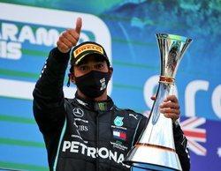 """Hamilton, su deseo de ir a Mercedes: """"Sabía que era la decisión correcta para mí"""""""