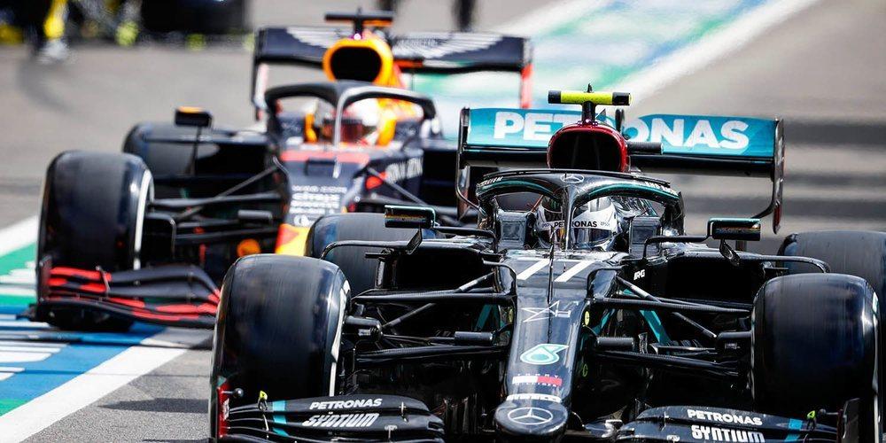 """Andrew Shovlin: """"Red Bull está mejorando más rápido que nosotros y se está acercando"""""""