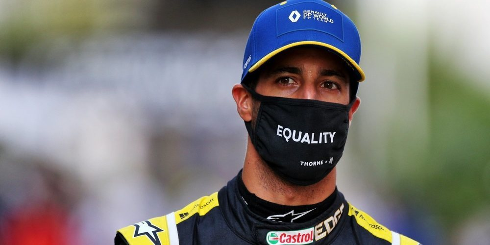 Daniel Ricciardo cree posible que Renault vuelva a motorizar a Red Bull tras la marcha de Honda