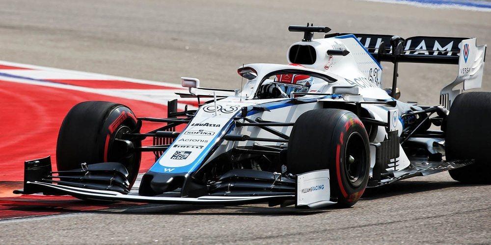 """Previa Williams - Portugal: """"Será un reto para todos ya que no hay datos previos en los que confiar"""""""