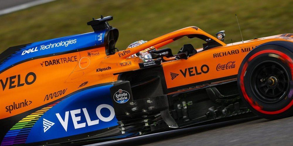 """Previa McLaren - Portugal: """"Me gusta el desafío y estoy buscando ponerme al día rápido"""""""