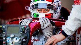 """Giovinazzi: """"Mi objetivo es estar en la parrilla en 2021 con Alfa Romeo, pero no es mi decisión"""""""