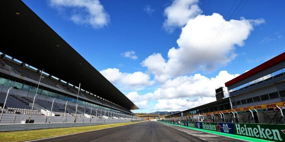 GP de Portugal 2020: Libres 1 en directo