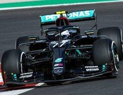 Dominio de Mercedes en los Libres 1 del GP de Portugal bajo el mandato de Valtteri Bottas