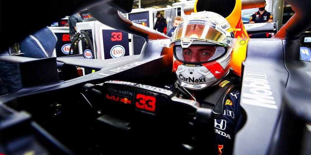 """Max Verstappen: """"Es difícil decir si podremos luchar contra Mercedes en este fin de semana"""""""