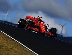 "Charles Leclerc: ""Hoy parecíamos competitivos, veremos dónde estamos mañana"""