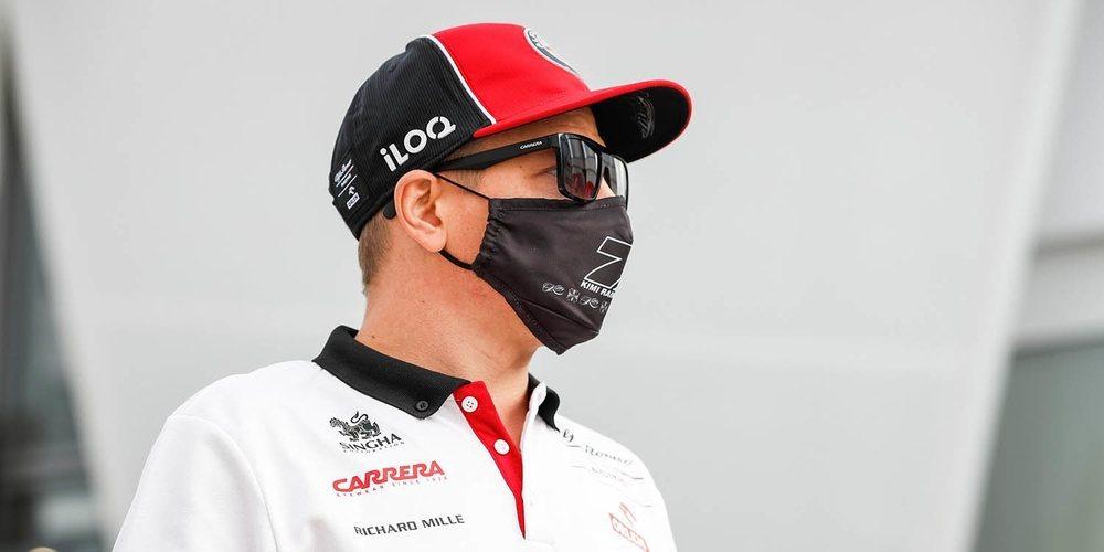 """Kimi Räikkönen: """"Esperaba que fuera un poco más complicado antes del fin de semana"""""""