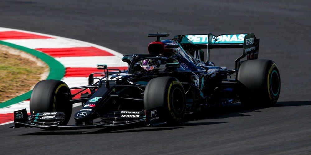 Lewis Hamilton sigue haciendo historia y logra la Pole en Portugal