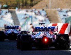"""Sergio Pérez: """"Está claro que Mercedes y Red Bull están muy por delante"""""""