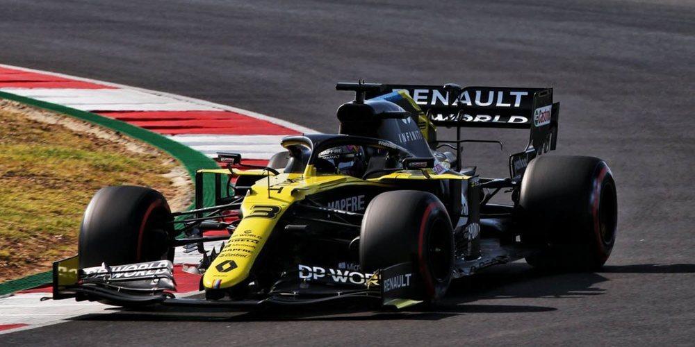 """Daniel Ricciardo: """"Nuestro ritmo a una vuelta no era el mejor; todo está en juego mañana"""""""