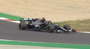 Hamilton se corona en Portugal como el piloto con más triunfos en la Fórmula 1