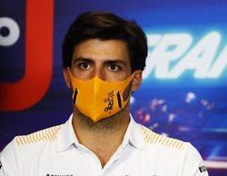 """Carlos Sainz: """"Era consciente de que iba a ser imposible mantener esa primera posición"""""""