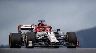 """Kimi Räikkönen: """"El ritmo de carrera no fue tan malo, pero saliendo desde atrás no es fácil"""