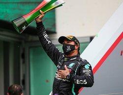 """Vettel: """"Hamilton se merece cada victoria que tiene; estoy seguro de que superará las 100"""""""