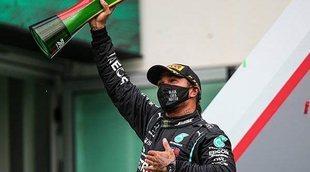"""Vettel: Hamilton se merece cada victoria que tiene; estoy seguro de que superará las 100"""""""