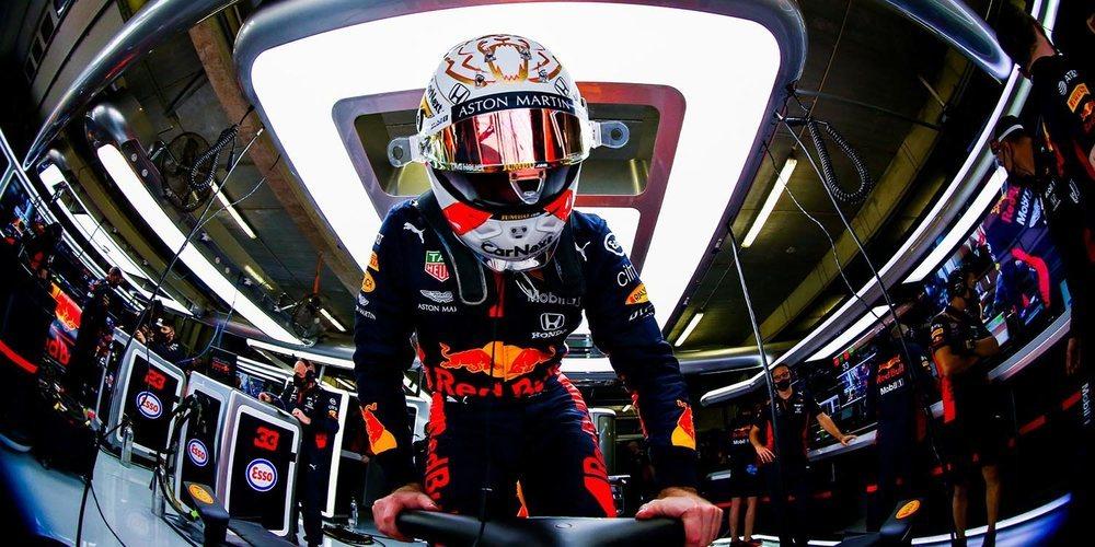 """Max Verstappen lo tiene claro: """"Lewis Hamilton es una gran motivación para mí"""""""