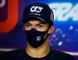 """Pierre Gasly: """"Necesitamos un par de buenos resultados si queremos superar a Ferrari"""""""