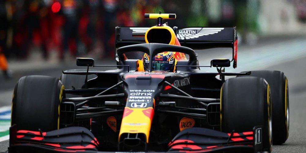 """Previa Red Bull - Emilia Romaña: """"Será difícil encontrar el equilibrio entre velocidad y carga aerodinámica"""""""
