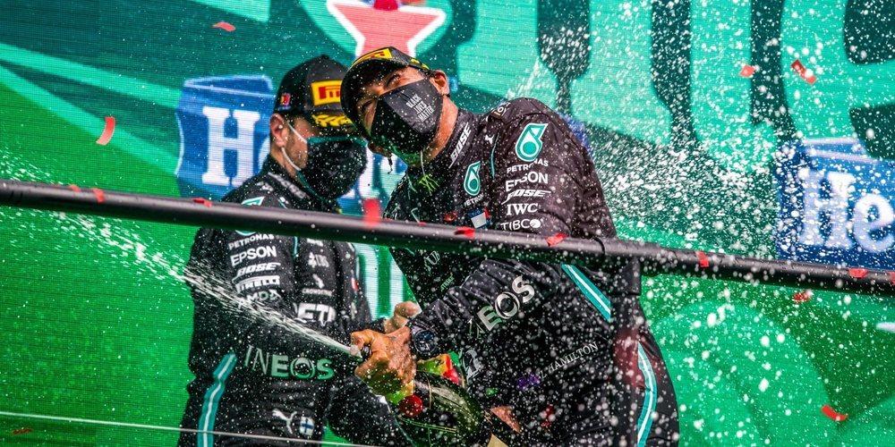 """Previa Mercedes - Emilia Romaña: """"Bastantes incógnitas de cara al fin de semana de la carrera"""""""