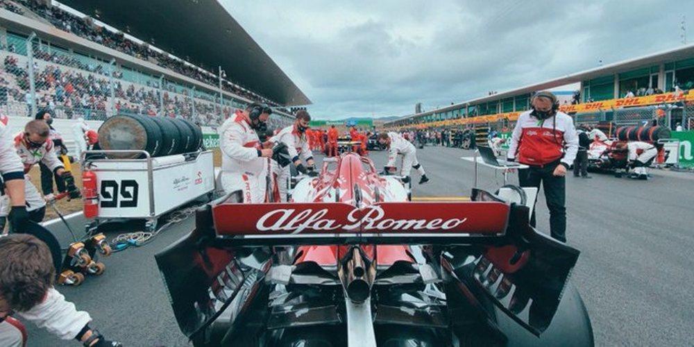 OFICIAL: Alfa Romeo y Sauber seguirán con su alianza para cosechar los frutos de su trabajo