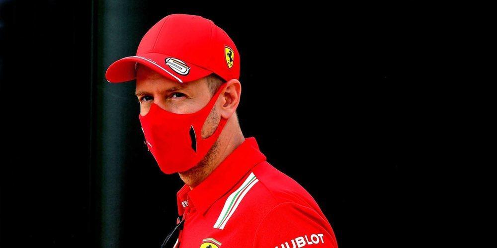 """Sebastian Vettel: """"En toda mi vida, siempre he extraído el máximo; este año ha sido diferente"""""""