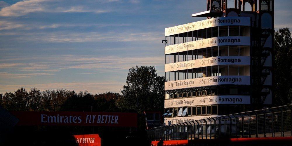 GP de Imola 2020: Libres en directo