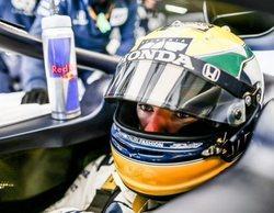 """Pierre Gasly: """"Igualé mi mejor clasificación en F1, estoy feliz de hacerlo en Imola"""""""