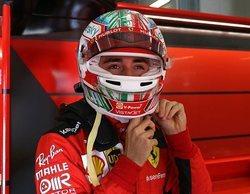 """Charles Leclerc: """"No estoy satisfecho con mi vuelta, hemos sufrido con el equilibrio del coche"""""""