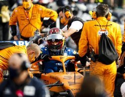 """Carlos Sainz: """"Sentía que éramos un poco más rápidos que los coches que teníamos delante"""""""