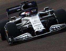 """Daniil Kvyat: """"Le recuperamos pequeños puntos a Ferrari en el campeonato de constructores"""""""