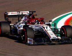 """Räikkönen, posible haber conseguido más en Imola: """"Deberíamos haber tenido más paciencia"""""""