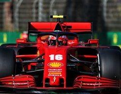 """Leclerc: """"Lo más positivo en los últimos fines de semana es que hemos dado pequeños pasos"""""""