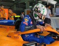 """Norris: """"Siempre estuvimos en una posición difícil en Imola; necesitamos mejorar en clasificación"""""""