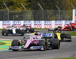 """Daniel Ricciardo: """"A comienzo de año, Racing Point eran los más rápidos, aún tienen ventaja"""""""