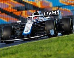 """Nicholas Latifi: """"Siempre me he preguntado cómo es conducir un coche de Fórmula 1 sobre hielo"""""""