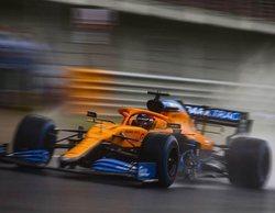 """Sainz: """"Esperábamos una clasificación difícil, sufrimos con el calentamiento de los neumáticos"""""""
