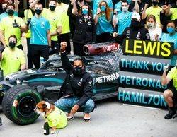 """Lewis Hamilton: """"Creo que toda mi vida he soñado en secreto con llegar tan alto"""""""
