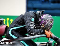 """Lewis Hamilton: """"Siempre había dicho que nunca dejaría que me vieran llorar"""""""