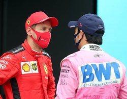 """Brawn, sobre Pérez y Vettel: """"Lo visto el domingo ha sido una demostración de su experiencia"""""""