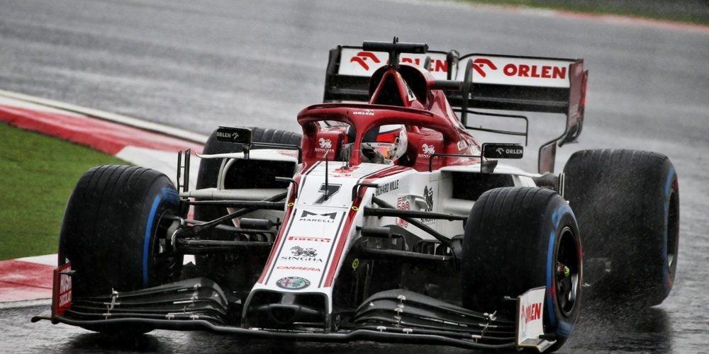 """Kimi Räikkönen, sobre Ferrari: """"Algunos de sus problemas nos han afectado en Alfa Romeo"""""""
