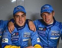 """Jenson Button: """"Al Fernando de hace tres o cuatro años no lo querrías en tu equipo"""""""