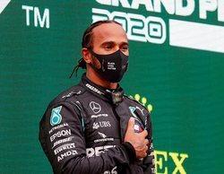 """Brundle: """"Hamilton esperó su momento para ganar con medio minuto de margen y doblar a Bottas"""""""