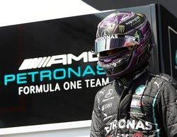 """Lewis Hamilton, sobre Ferrari: """"Hemos hablado en alguna ocasión, pero nunca ha ido más allá"""""""