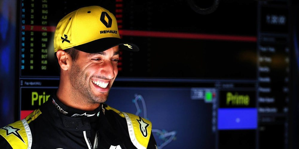 """Permane: """"Ricciardo, Hamilton, Leclerc y Verstappen están en un nivel distinto al resto de la parrilla actual"""""""