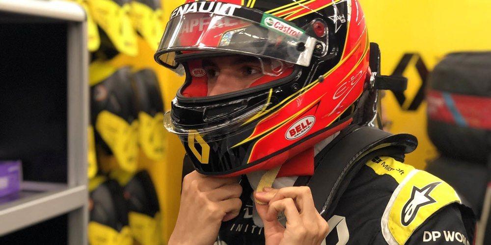 """Esteban Ocon, tras el resultado en Estambul: """"Parece que tengo muy mala suerte últimamente"""""""