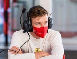 Alfa Romeo ofrece la oportunidad a Callum Ilott de participar en los test de final de año en Abu Dabi